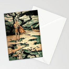 Viking Man Stationery Cards
