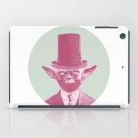 yoda iPad Cases featuring Yoda by NJ-Illustrations