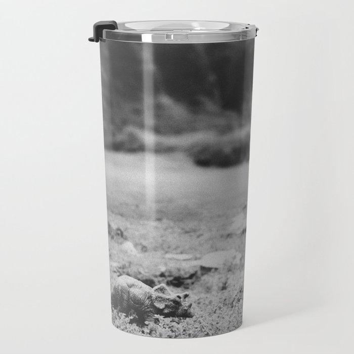 Retro Dinosaur Travel Mug