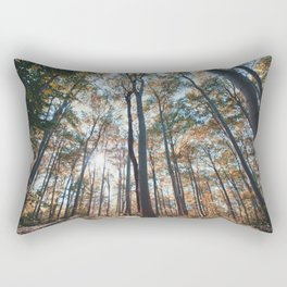 into the woods 06 Rectangular Pillow