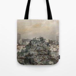 Deconstruction #8 Tote Bag