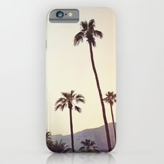 Palm Trees in the Desert iPhone 6s Slim Case