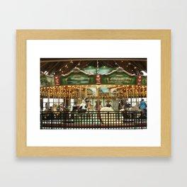 Ride the Wind Framed Art Print