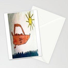 Cabsink16DesignerPatternGSA Stationery Cards