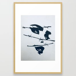 Prisoner of Love Framed Art Print