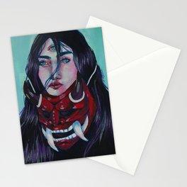 Hidden self Stationery Cards