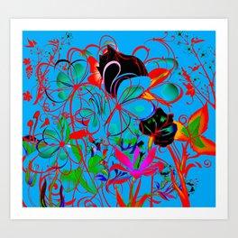 Patternbr4 Art Print