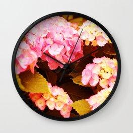 Lovely season Wall Clock