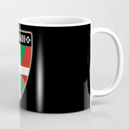 Euskadi Basque Country Coffee Mug