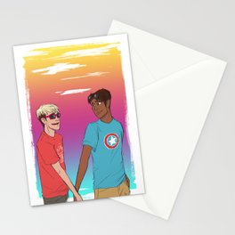 sunsets Stationery Cards