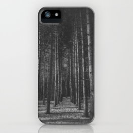 Into the woods... iPhone Case