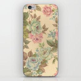 Sweet  flower iPhone Skin