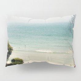 Vintage Beach Pillow Sham