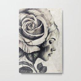 Florescence ... Metal Print