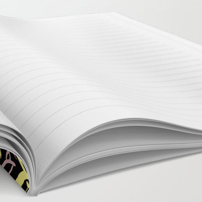 Bee-pink Notebook