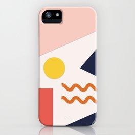 Nouille iPhone Case