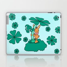 Lucky Bunny Laptop & iPad Skin