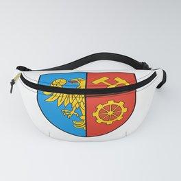 Świętochłowice Coat of Arms Fanny Pack