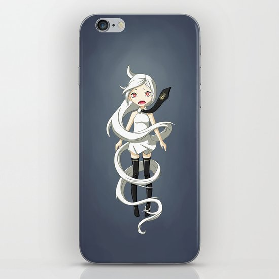 Exorcist iPhone & iPod Skin