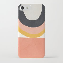 Abstract Art 8 iPhone Case