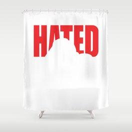 Hated GG Allin & The Murder Junkies Shower Curtain