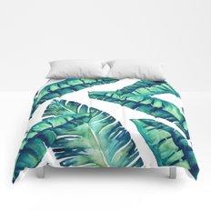 Tropical Glam #society6 #decor #buyart Comforters