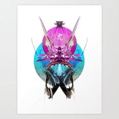 Ronin Art Print