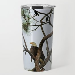 The Eagle's Colleagues Travel Mug