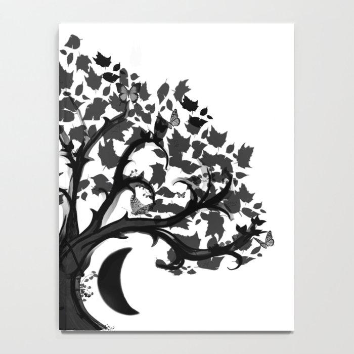 The Zen Tree Notebook
