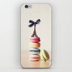 Macarrons iPhone & iPod Skin