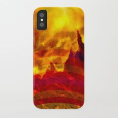 The Red Planet. iPhone X Slim Case