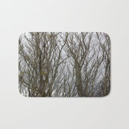 Twisted Trees Bath Mat
