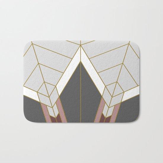 ART DECO G1 (abstract) Bath Mat
