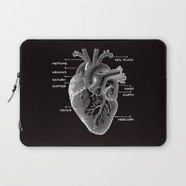 Solar Vascular System Laptop Sleeve