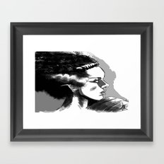Bride 1... Framed Art Print