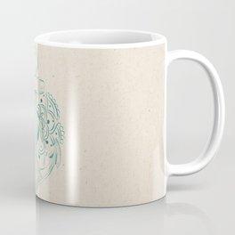Anchor mandala Coffee Mug