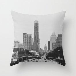 034 | austin Throw Pillow