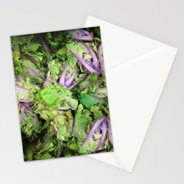 Lettuce Wrap Stationery Cards