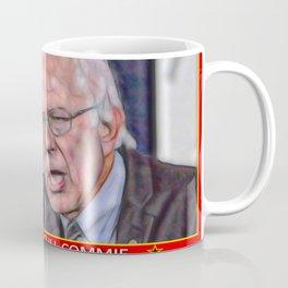 Bernie Sanders Commie I don't always drink beer but when I do Joke Coffee Mug