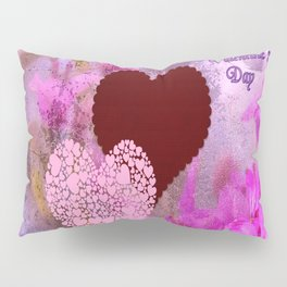 Happy Valentine`s Day Pillow Sham