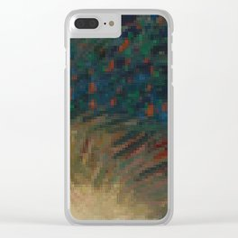 The Vincent Collection -02 Clear iPhone Case