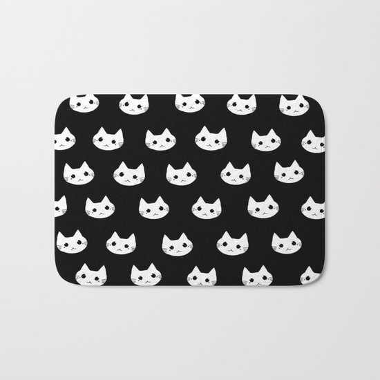cats-24 Bath Mat