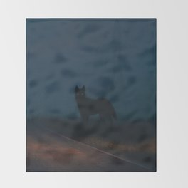 Edge Of you Throw Blanket
