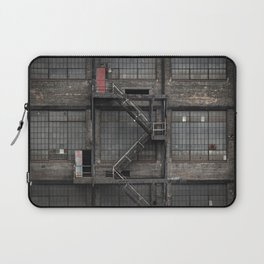 Fire Escape Laptop Sleeve