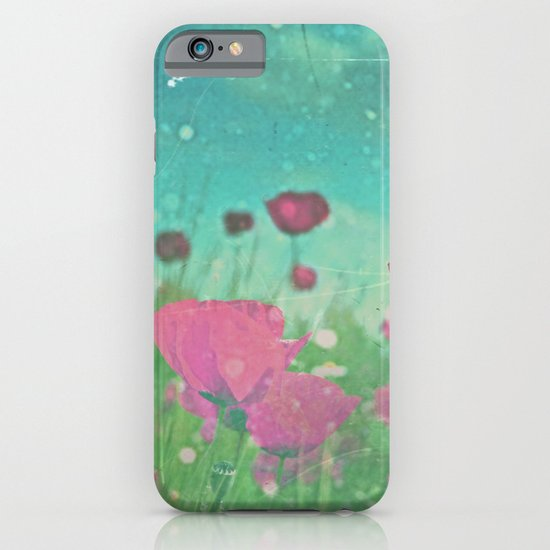 Poppies iPhone & iPod Case