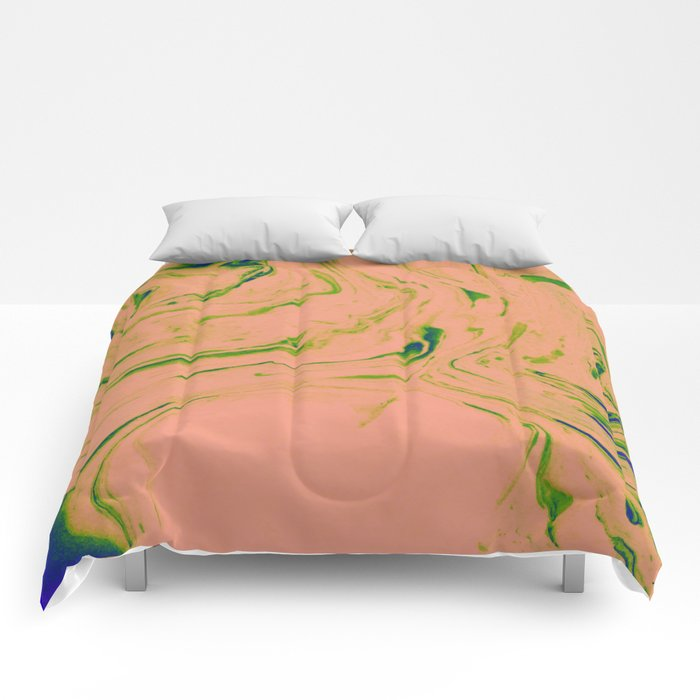 Marble Art V3 #society6 #decor #buyart Comforters