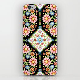 Millefiori Tile Pattern iPhone Skin