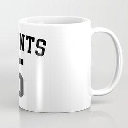The Sandlot - Squints Jersey Coffee Mug