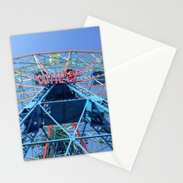 Wonder Wheel Stationery Cards