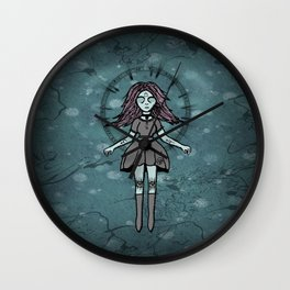 Witch ☾ Wall Clock
